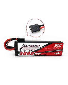 CNHL Racing Series 5000mAh RC Lipo Battery 14.8V 30C 4S RC Battery with TRX Plug For