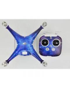Blue Sky Decal Skin for standard DJI Phantom 4