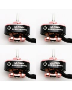 EaglePower SA1103 10000KV 2S Brushless Motors (x4) for FPV Racing Drone