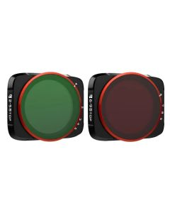 Freewell Hard Stop Variable ND (VND) Filters for DJI  Air 2S (2-5 & 6-9 stop)