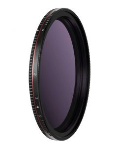 Freewell Standard Day 62mm Variable ND Filter (2 to 5 Stops) for DSLR Camera