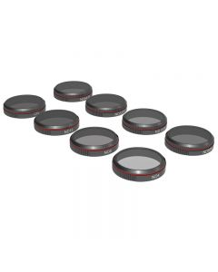 Freewell Gear 8-Pack Filters for Mavic 2 Zoom (ND4/8/16/CPL/8PL/16PL/32PL/64PL)