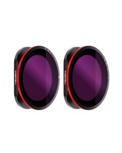 Freewell 2-pack Variable ND Filter Set for HERO8 Black (VND 2-5 and 6-9 f-stops)