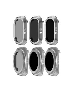 Freewell 6-pack Budget Filter Kit for Mavic 2 Pro (ND4/8/16/32-PL/64-PL/CPL)