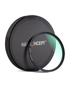 K&F Concept 67mm Ultra Slim 18-Layer Multi Coated MCUV Filter