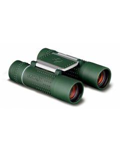 Konus 2041 ACTION 10x25 Fixed Focus Binocular (Ruby Coating / Green Rubber)