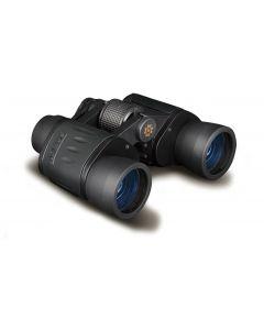 Konus 2103 KONUSVUE 10x50 WA Central Focus Binocular (Black Rubber)