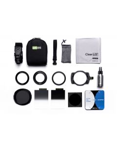 Lee Filters LEE85K4 Deluxe Photography Kit for Smaller Bodied Camera