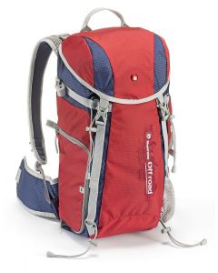 Manfrotto MB-OR-BP-20RD Offroad Hiker Backpack 20L (Red) for DSLR/CSC