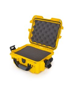 Nanuk 905 Case with Cubed Foam (Yellow)