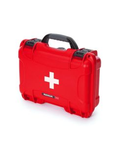 Nanuk Case 909 with First Aid Logo (Red)