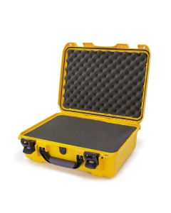 Nanuk 930 Case with Cubed Foam (Yellow)