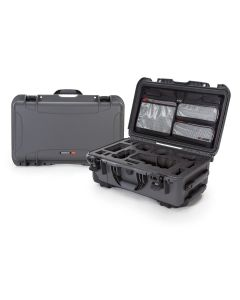 Nanuk 935 Case with Lid Organiser for Sony A7 (Graphite)