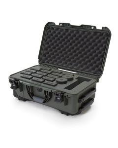 Nanuk 935 Case for Inspire 2 Batteries (Olive)