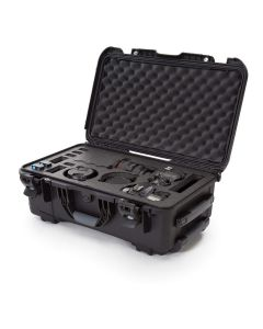 Nanuk 935 Case with Foam Insert for 2 bodies DSLR Camera (Black)