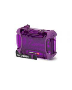 Nanuk Nano 320 Case (Purple)