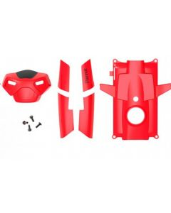Parrot Rolling Spider Red Covers (5 Pcs + Screws)