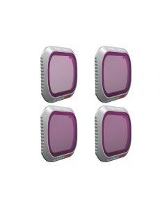 PGY Tech Pro 4-pack ND-PL Filter Set for Mavic 2 Pro ND(8-PL/16-PL/32-PL/64-PL)