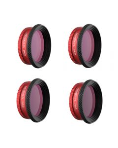 PGY Tech 4-pack PRO ND-PL Filter Set for MAVIC AIR ND4-PL ND8-PL ND16-PL ND32-PL