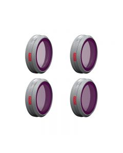 PGY Tech Professional 4-pack ND-PL Filter Set for Mavic 2 Zoom (ND8/16/32/64-PL)