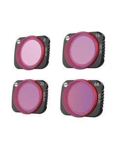 PGYTECH ND-PL Filter Set for Mavic Air 2 (ND-PL 8 16 32 64) (Professional)