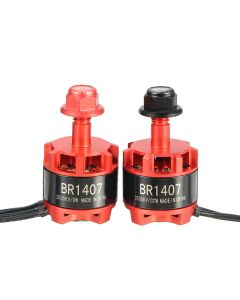 Racerstar Racing Edition BR1407 3500KV 2-3S Brushless Motor Set (2 CW + 2 CCW)