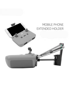 Sunnylife Mobile Phone Holder Large Screen Phones Extended Bracket for Mavic Air 2 & MINI 2 Remote Controller