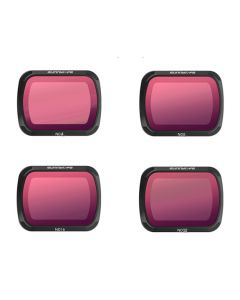 Sunnylife Lens Filter ND4+ ND8+ ND16+ ND32 Filters for Dji Mavic Air 2